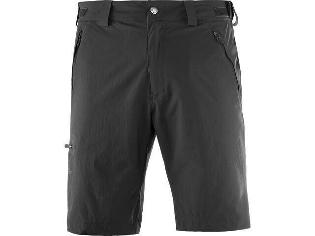 weit verbreitet Exklusive Angebote Modestil Salomon Wayfarer Shorts Herren black